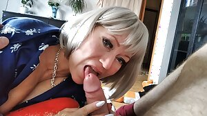 Super-fucking-hot POV penetrate with slutwife who decided to live separately