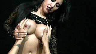 Ouija Movie Utter HD - Porno Version Parody - Slivia Santez @sexmexnetwork