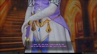 Princess Zelda Meets Her New King