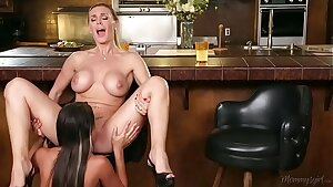 Mommy's Daughter's Friend, Free Teen HD Porn