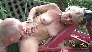 Bauer sucht Oma zum bumsen....