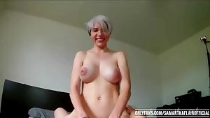 BDSM Paige Owens Butt Sex Gaping And Orgasm