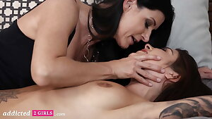 India Summer Has Will not hear of Way With Will not hear of Stepdaughter - Addicted2Girls