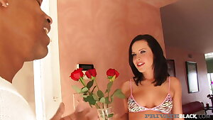 PrivateBlack - Stunning Beauty Katie St Ives Pounded By BBC!
